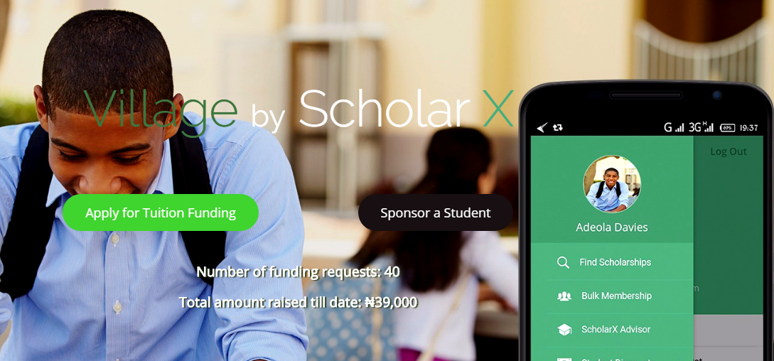 ScholarX launches education crowdfunding platform for students