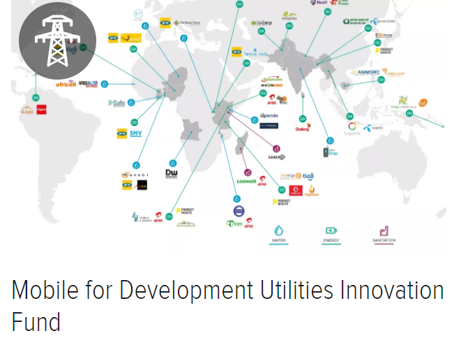 Apply: Mobile for Development Utilities Innovation Fund – GBP 3.3 Million In Grants