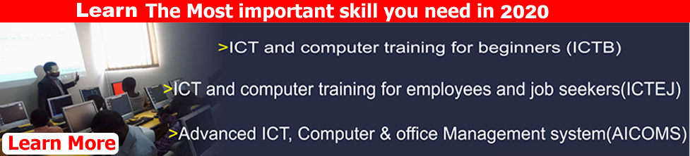 learn ict in 2020